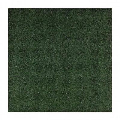 Rubberveiligheidstegel Groen
