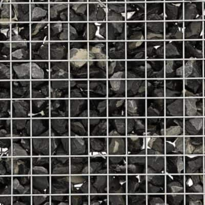 Basalt brokjes 30-60 mm