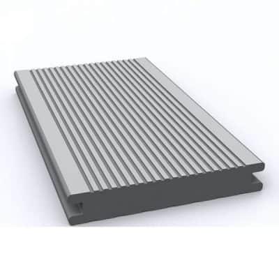 Terrasplank-houtcomposiet-volle-plank-geribbeld-23x140x4000-cm-Tropical-Brown